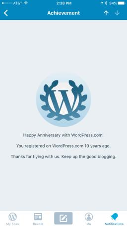 First blog post as an Automattician